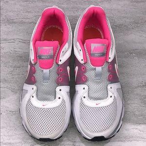 Nike 454070-060 Air Max Moto 9 White Grey Pink